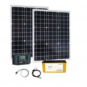 SelfChill Solar Components High Cooling Capacity