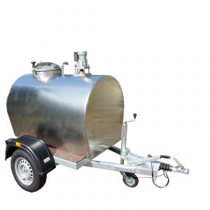 SelfChill Milk Tank – 560L mobile unit