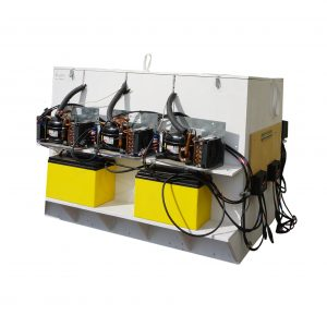 SelfChill Water Chiller 6 for Cold Rooms or Milk Tanks