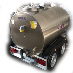 Milk Tank 500 L