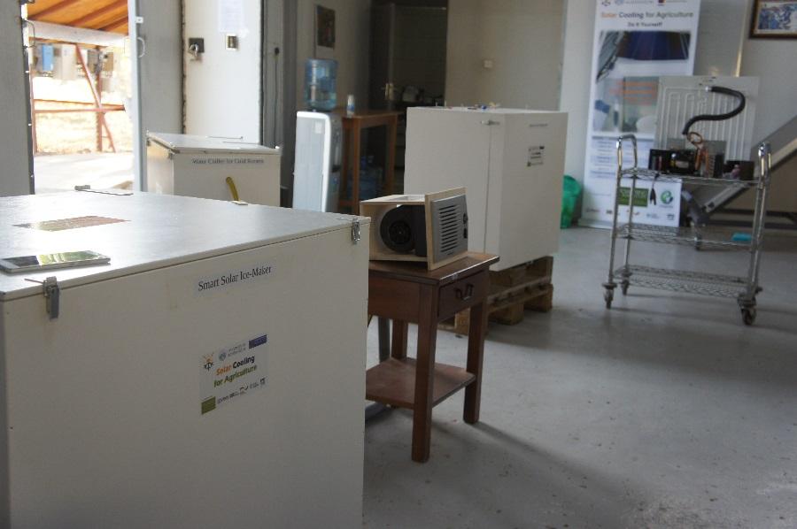 Capacity Development – Solar Cooling Engineering UG